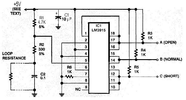 Cool Safer Security System Alarm Electronic Schematic Diagram Wiring 101 Ziduromitwellnesstrialsorg