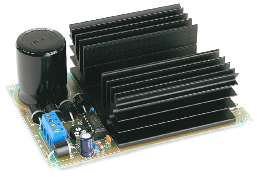 3V-30V/3A Adjustable Regulated Power Supply | Electronic