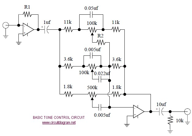 Peachy Basic Tone Control Electronic Schematic Diagram Wiring Cloud Cosmuggs Outletorg
