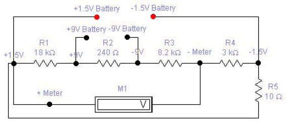 9 volt battery circuit diagram wiring diagrams delete Guest Battery Switch Wiring Diagram