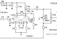 tube head diagram electronic schematic diagram rh electronicscheme net