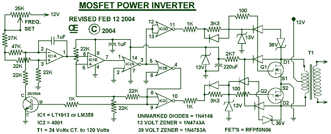 12v to 220v inverter circuit diagram also speaker crossover 1000w power inverter electronic schematic diagram 12v to 220v inverter circuit diagram also speaker crossover schematic