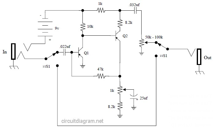 [QNCB_7524]  Vox Tone Bender Pedal | Electronic Schematic Diagram | Vox Wiring Diagram |  | Electronic Schematic Diagram