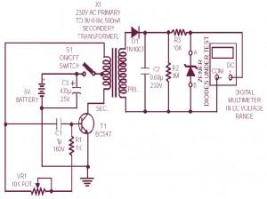 Excellent Diode Zener Tester Electronic Schematic Diagram Wiring Cloud Geisbieswglorg